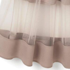 大推勁靚! 日本GRL 中碼 綁帶 蝴蝶結透視 長裙 連身裙 七分裙 DRESS