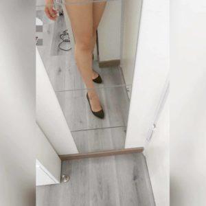 店主自留!!大推!!日本IMAGE COLLECTION 絨面 尖頭 船踭鞋
