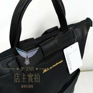 旅行返學必備品!2色 日本JILL BY STUWART 蝴蝶結 尼龍 背囊 兩用 多用途 大容量 手挽袋 旅行 行山 書包 backpack handbag
