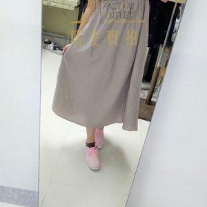 2件套! 日本chip clip 春夏 外襯裙 吊帶裙 九分裙 長裙 修身 蝴蝶結 綁帶Dress TEE T 恤