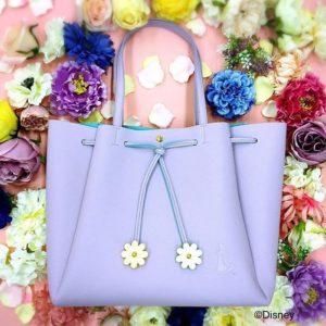 日本 Colours by Jannifer sky 迪士尼 長髮公主 手袋 handbag Rapunzel