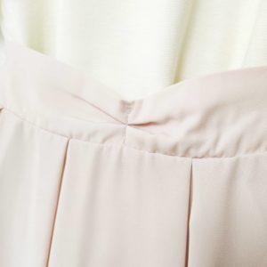 超涼!日本Earth Freesize 雪紡 輕紗 短裙 裙褲