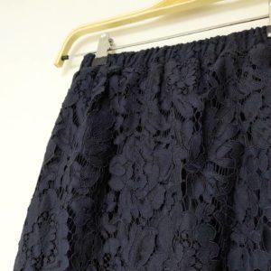 日本GERMINATION 四季  lace 通花 半截裙 skirt
