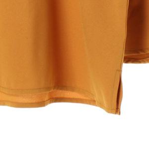 日本 Chocol Raffine 7分袖 上衣 リボン7分袖ブラウス