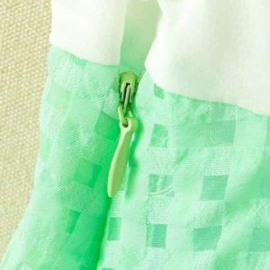 日本單 中碼 春夏 一字膊 雪紡 連身裙 短裙
